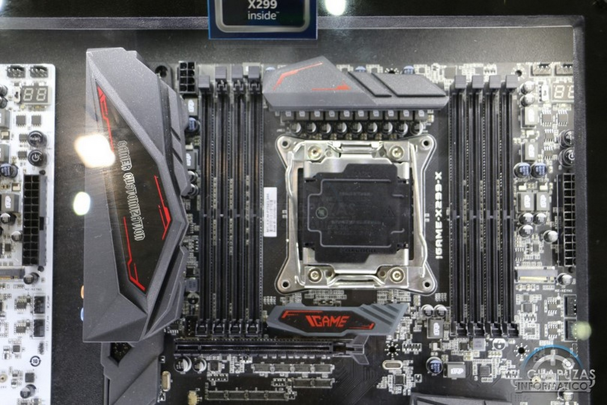 Colorful iGame X299 X black 2 3