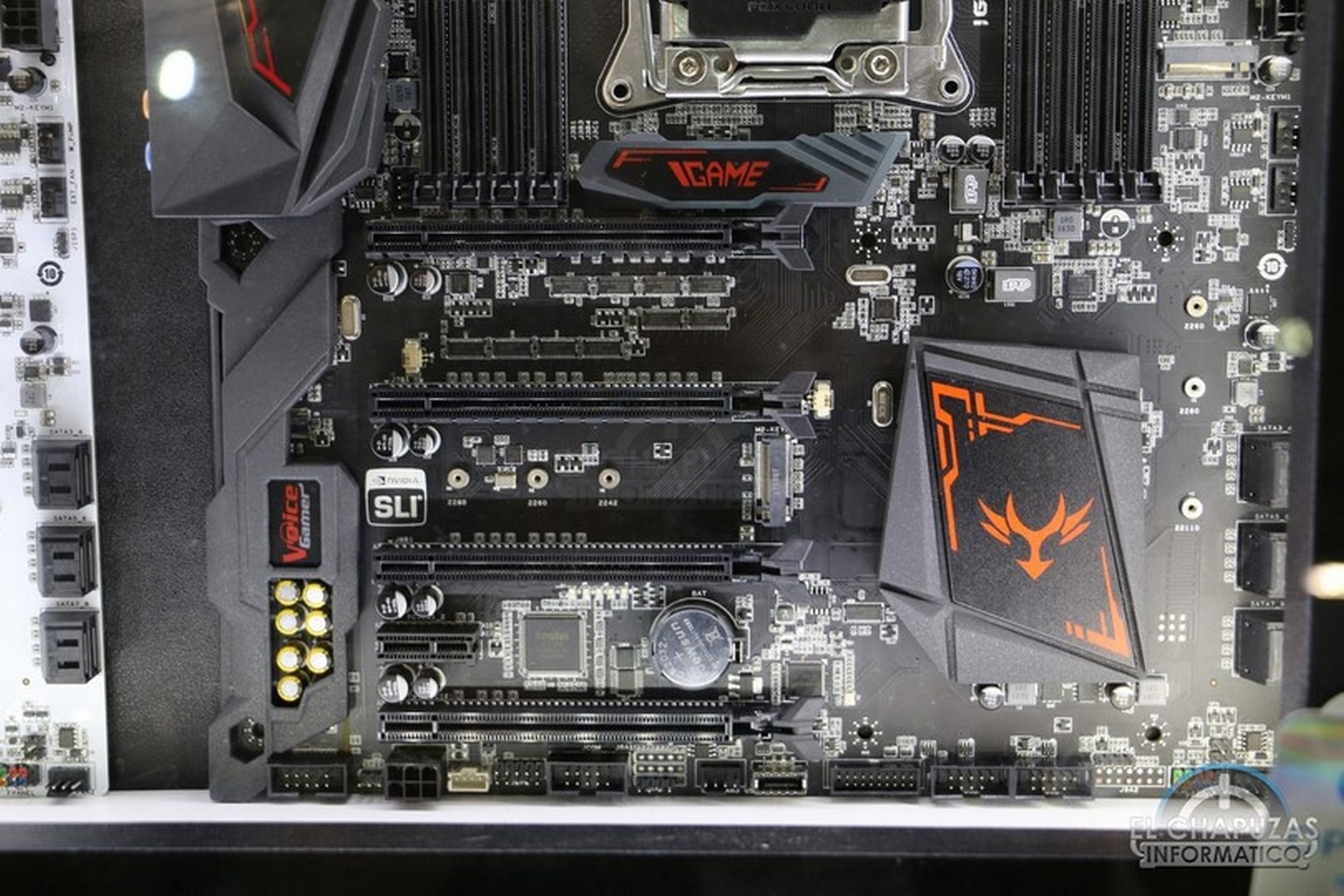 Colorful iGame X299 X black 3 5