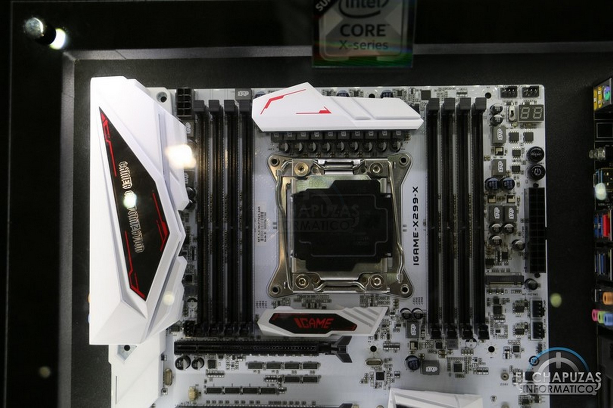 Colorful iGame X299 X white 2 2