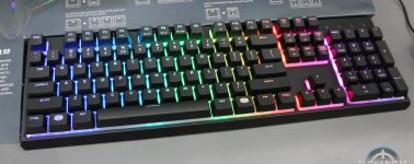 #Computex – Cooler Master MS120, combo de teclado y ratón económico