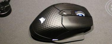#Computex – Corsair Concept Zeus, ratón inalámbrico con carga Qi