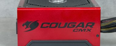 Review: Cougar CMX (Fuente ATX)