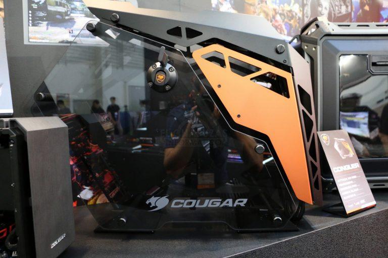 #Computex - Cougar Conquer: La obra maestra de la compañía