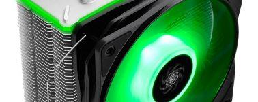 DeepCool GAMMAXX GT: Disipador CPU con doble sistema de iluminación LED RGB