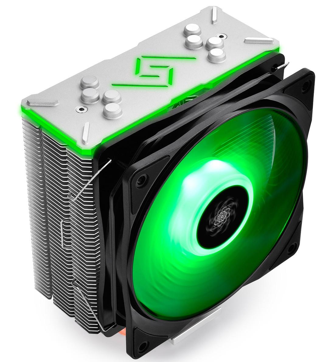 DeepCool GAMMAXX GT: Disipador CPU con doble sistema de iluminación ...