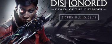 #E3 – Dishonored: Death of the Outsider, un spin-off del juego original