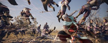 Dynasty Warriors 9 estrena su primer gameplay en PlayStation 4
