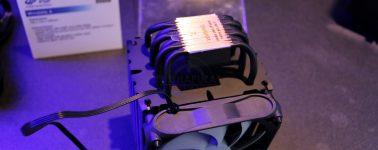 #Computex – Vistazo de cerca al disipador FSP Windale 6