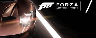 #E3 – Forza Motorsport 7 llegará a los equipos Windows 10
