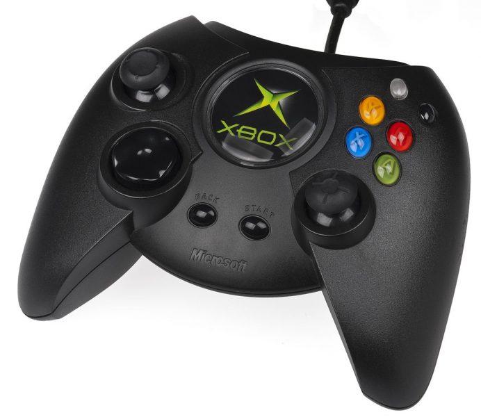 Gamepad Xbox The Duke 692x600 0
