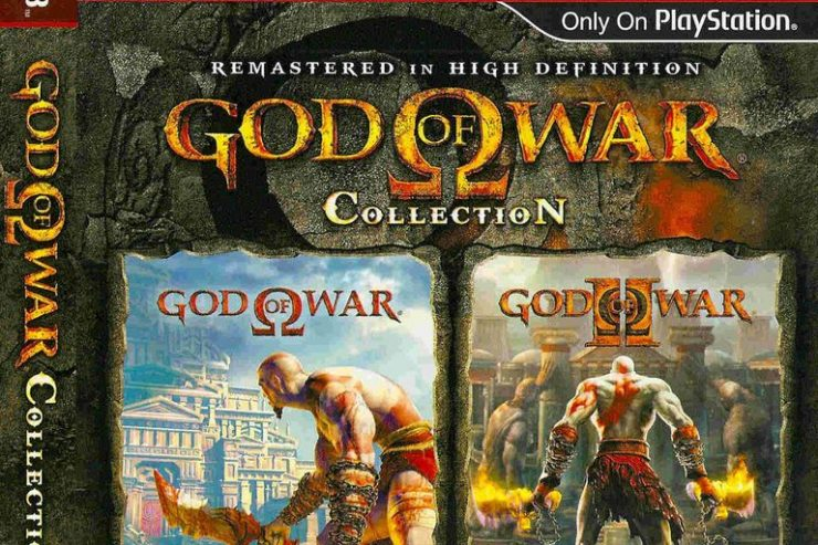 God of War Collection 740x493 0
