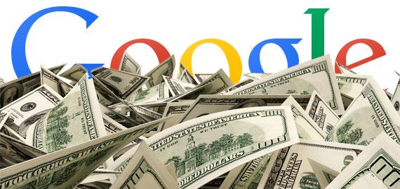 Google Dinero 0
