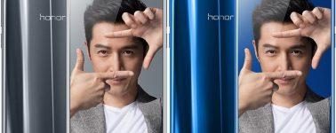 Huawei Honor 9 anunciado: 5.15″ DCI-P3, cámara trasera de 20+12 MP y 3200 mAh