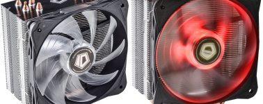 ID-Cooling SE-214L: Disipador CPU de 160mm de altura disponible en 3 variantes