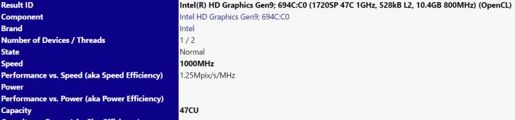 Intel HD Graphics AMD 740x173 0