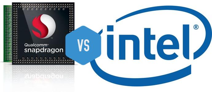 Intel vs Qualcomm 0