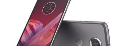 El Moto Z2 será desvelado este mes y equipará un Snapdragon 835