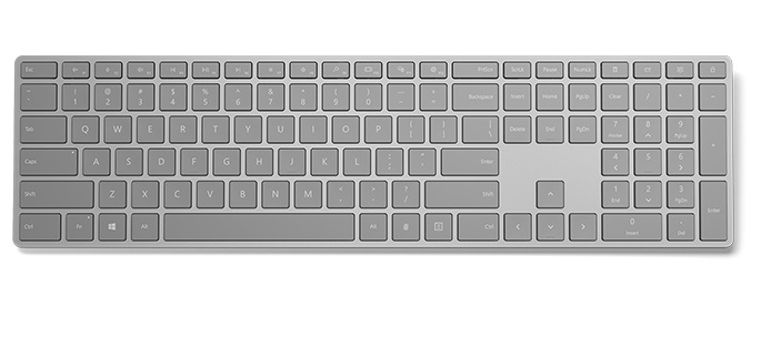 Microsoft Modern Keyboard 0