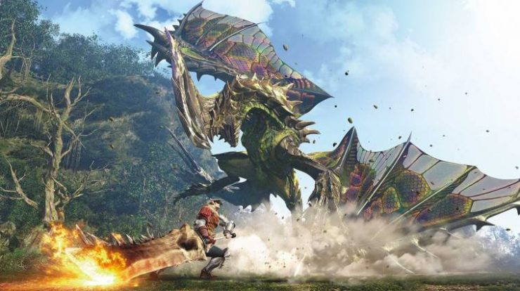 Monster Hunter World 740x414 0
