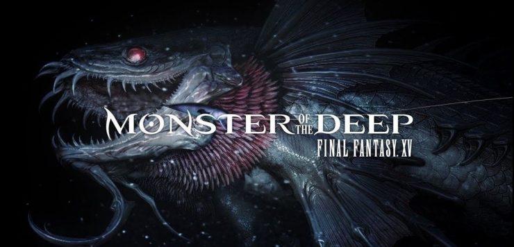 Monster of The Deep Final Fantasy XV 740x356 0
