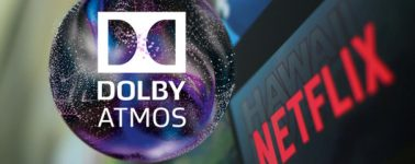 La tecnología Dolby Atmos será integrada en los contenidos clave de Netflix