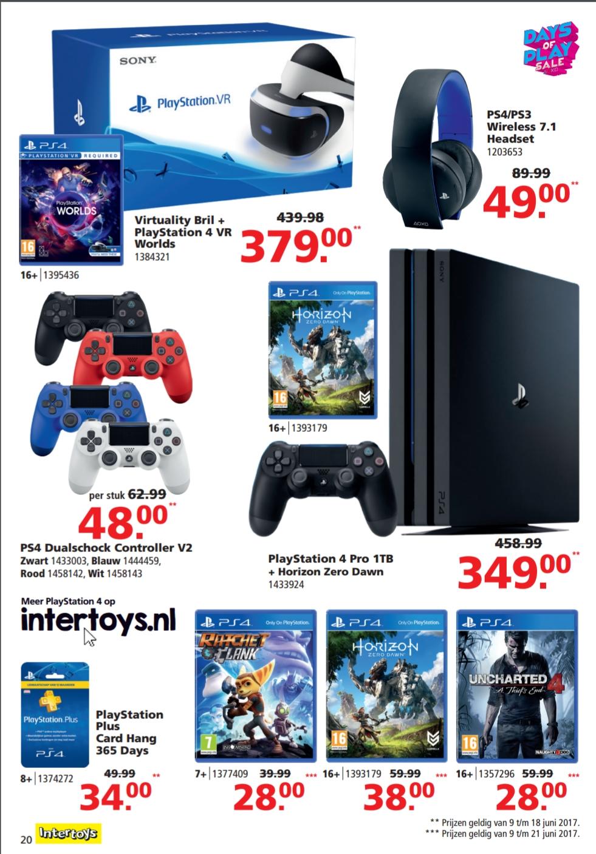 Oferta PlayStation 4 Pro 0