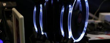 #Computex – Disipadores Raijintek Aera, Ereboss-120, Themis-120 y Tisis-8; todos con ventiladores Iris
