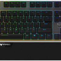 Rapoo VPRO V720S: Todos se apuntan al mercado de teclados mecánicos gaming