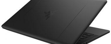 El Razer Blade Stealth vuelve a actualizarse, nueva pantalla de 13.3″ y color acero