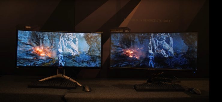 SDR vs HDR Nvidia 740x342 0