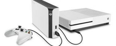 Seagate anuncia Game Drive HUB, un disco duro de 8 TB para Xbox One