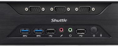 Shuttle XC60J: Un Mini-PC fanless en un formato de 3 litros