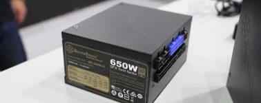 #Computex – SilverStone también muestra sus nuevas fuentes y ventiladores RGB