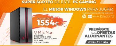 Vuelven los PcDays a PcComponentes, primeras ofertas y sorteo de PC Gaming