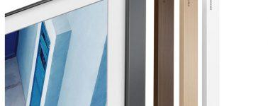 The Frame, el televisor 4K UHD de Samsung que se camufla con la pared