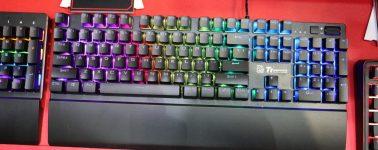 #Computex – Thermaltake Nemesis Switch Optical RGB, Challenger Edge Pro RGB y Shock Pro RGB