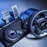 Thrustmaster T-GT, el volante para el Gran Turismo Sport sale a la venta por 800 euros