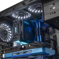 Conoce nuestro nuevo Versus PC Platinum HEX, ahora con Ryzen 7 y una GeForce GTX 1080