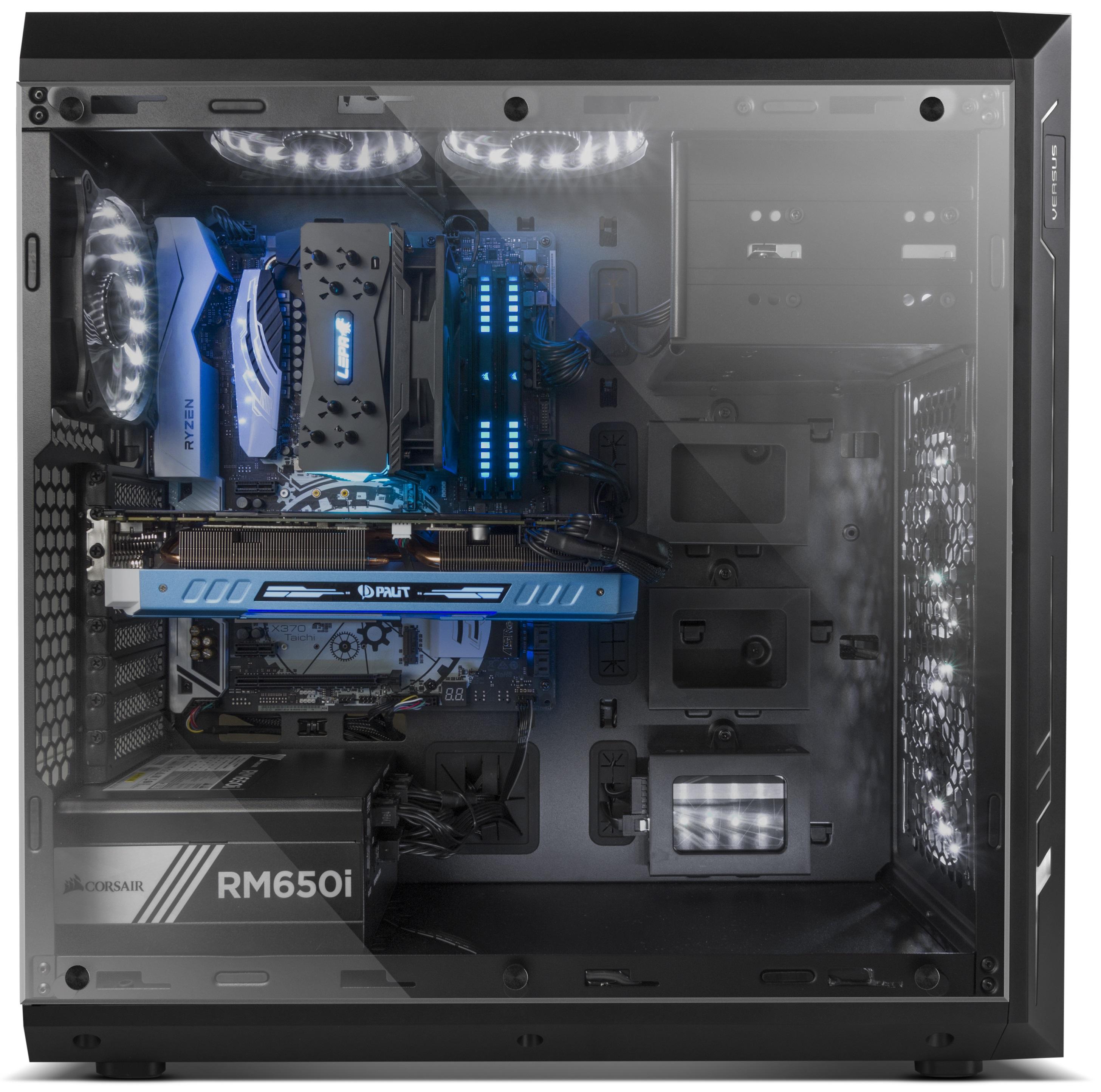 Versus PC Platinum HEX 2017 Ryzen 6 4