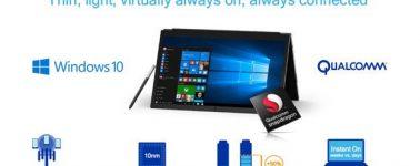 Windows 10 ARM ha excedido las expectativas del ahorro energético
