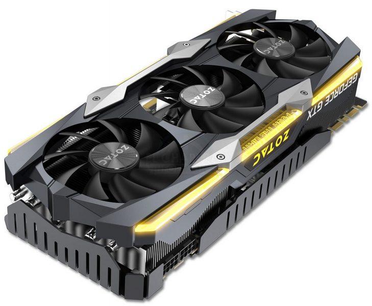 Zotac GeForce GTX 1080 Ti AMP Extreme Core Edition 2 729x600 1