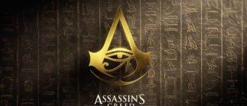#E3 – Assassin's Creed Origins, ambientado en esta ocasión en el antiguo Egipto