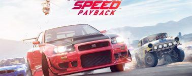 EA realiza cambios también en el sistema de progresión de Need for Speed Payback