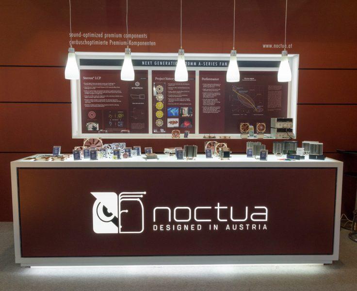 noctua stand computex 2017 736x600 0