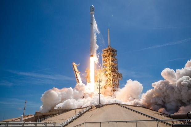 spacex falcon9 doble lanzamiento 2 0