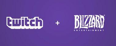 Twitch firma un acuerdo con Blizzard para retransmitir eventos exclusivos en directo