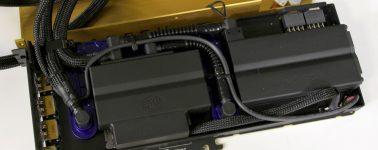 Así luce la líquida de la AMD Radeon Vega Frontier, es de Cooler Master