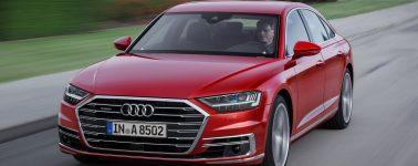 El Audi A8 es el primer coche autónomo de Nivel 3 gracias a Nvidia