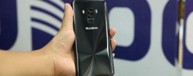 """Bluboo S8: Doble cámara, pantalla de 18:9 y carcasa trasera con """"efecto CD"""""""