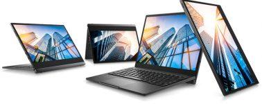 Dell Latitude 7285: 2en1 de 12.3″ QHD con CPU Kaby Lake y recarga inalámbrica